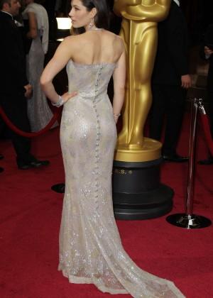 Oscar 2014: Jessica Biel -16