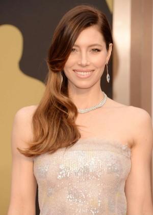 Oscar 2014: Jessica Biel -17