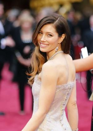 Oscar 2014: Jessica Biel -18