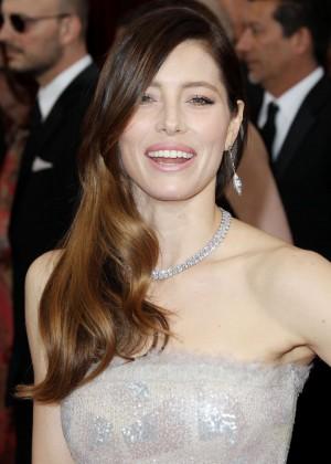 Oscar 2014: Jessica Biel -19