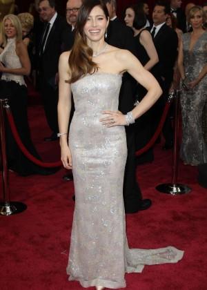 Oscar 2014: Jessica Biel -20