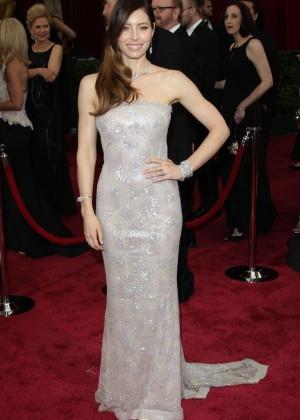 Oscar 2014: Jessica Biel -21