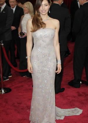 Oscar 2014: Jessica Biel -22