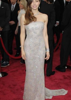 Oscar 2014: Jessica Biel -23