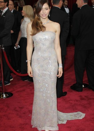Oscar 2014: Jessica Biel -24