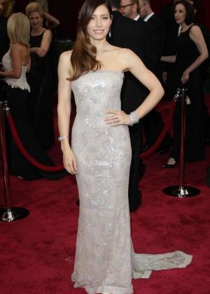 Oscar 2014: Jessica Biel -25