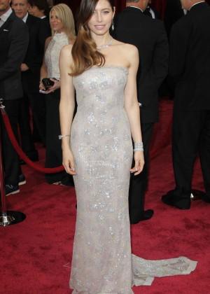 Oscar 2014: Jessica Biel -26