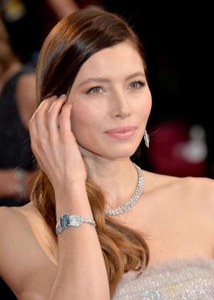 Oscar 2014: Jessica Biel -29