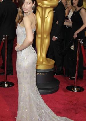 Oscar 2014: Jessica Biel -30
