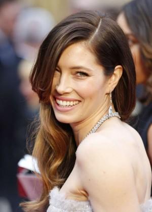 Oscar 2014: Jessica Biel -31