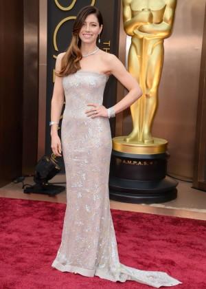 Oscar 2014: Jessica Biel -32