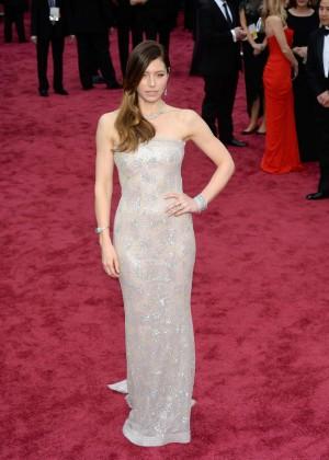 Oscar 2014: Jessica Biel -33