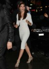 Jessica Biel - Tight Dress at the Late Show With David Letterman-07
