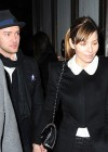 Jessica Biel at Timbalands birthday party -01