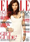 Jessica Biel - Hot in White Dress for Elle Magazine-05