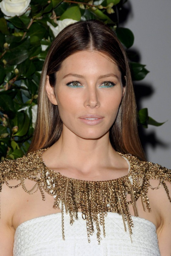 Jessica Biel: Museum of Modern Art Event -03