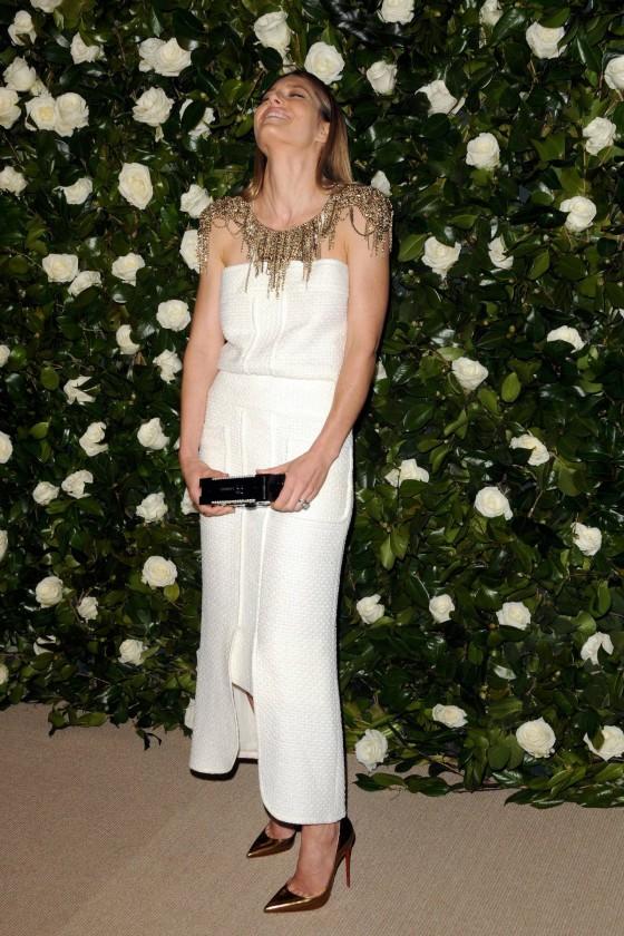 Jessica Biel: Museum of Modern Art Event -16