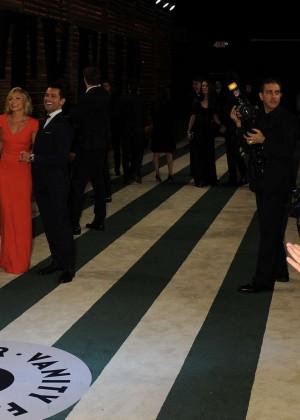 Jessica Biel: Oscar 2014 - Vanity Fair Party -07