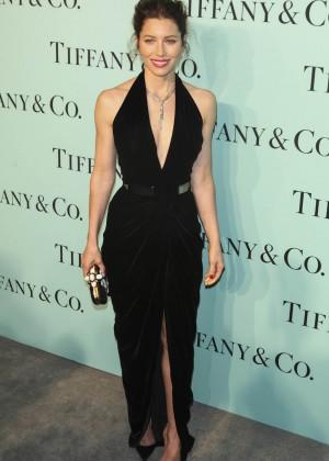 Jessica Biel: 2014 Blue Book Gala -06