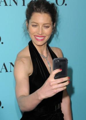 Jessica Biel: 2014 Blue Book Gala -16