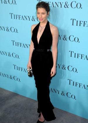 Jessica Biel: 2014 Blue Book Gala -17
