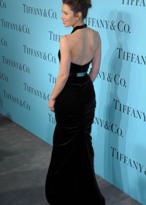 Jessica Biel: 2014 Blue Book Gala -18