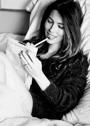 Jessica Biel - Yahoo Style Photoshoot (Sept 2014)