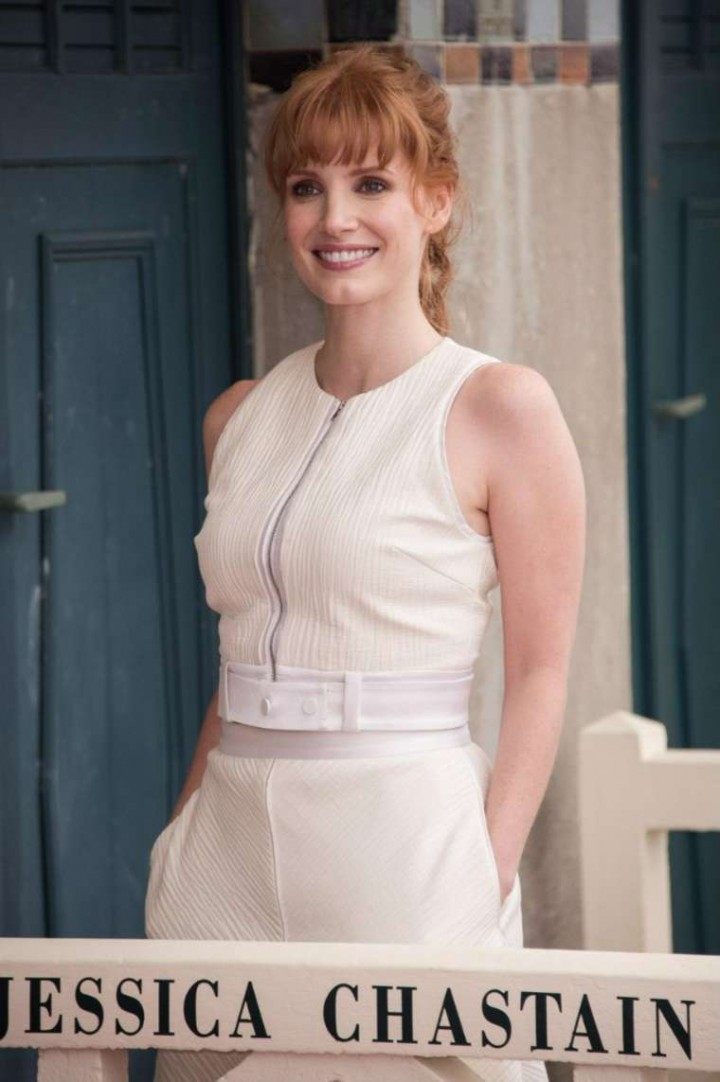 Jessica Chastain - 2014 Deauville Film Festival in France
