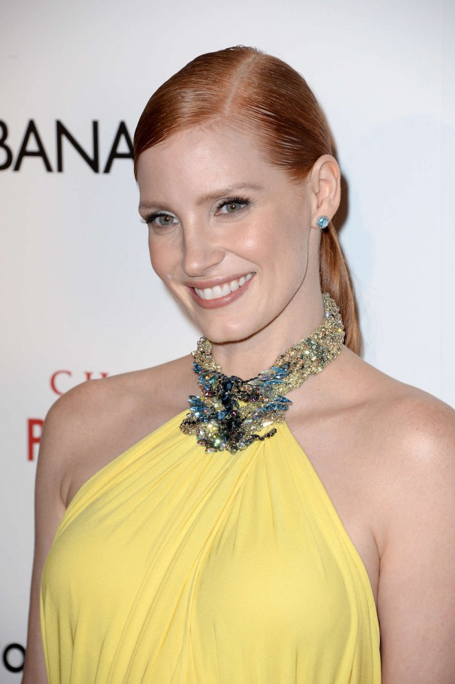 Jessica Chastain - 28th American Cinematheque Award in Beverly Hills