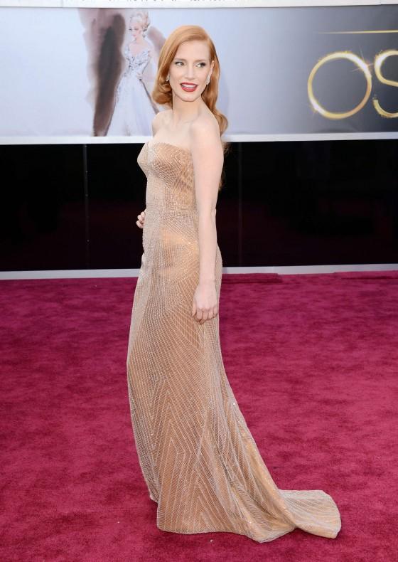 Jessica Chastain – Oscar 3013 -03