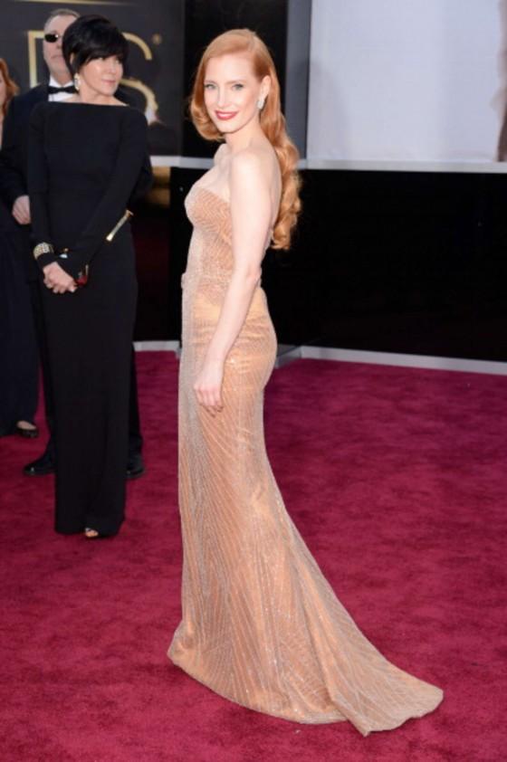 Jessica Chastain – Oscar 3013 -05
