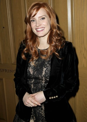 Jessica Chastain - 'A Most Violent Year' Special Screening in NYC