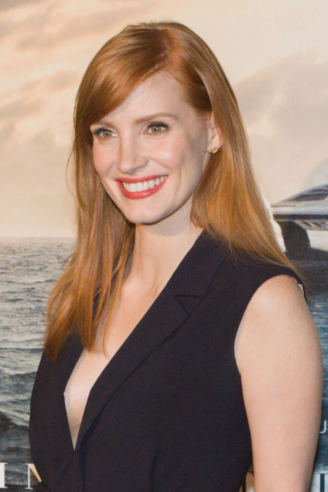 "Jessica Chastain - ""Interstellar"" Premiere in Washington DC"