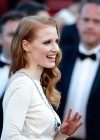 Jessica Chastain - Cleopatra premiere at the 66th Cannes Film Festival -06