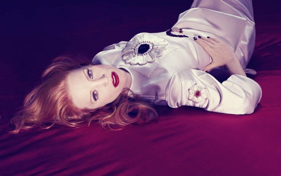 Jessica Chastain – In Style Magazine Photoshoot 2013 -07