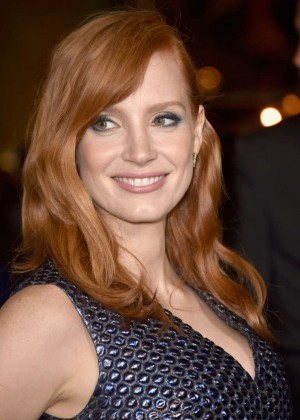 "Jessica Chastain - ""A Most Violent Year"" Premiere in Hollywood"