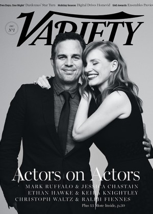 Jessica Chastain - Variety Magazine Cover (December 2014)