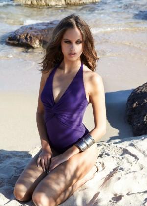 Jessica Clarke: Melissa Odabash 2014 Collection -07