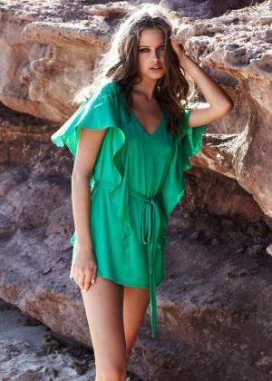 Jessica Clarke: Melissa Odabash 2014 Collection -19