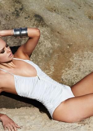 Jessica Clarke: Melissa Odabash 2014 Collection -27