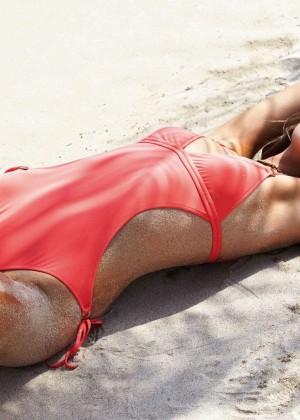 Jessica Clarke: Melissa Odabash 2014 Collection -30