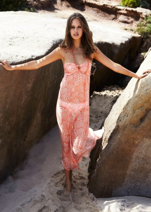 Jessica Clarke: Melissa Odabash 2014 Collection -44