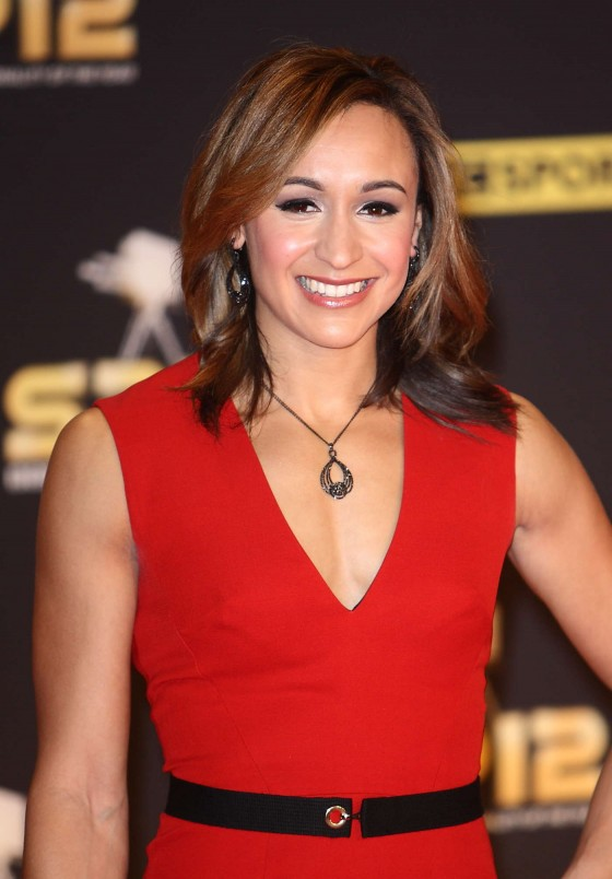 Jessica Ennis – 2012 BBC Sports Personality of the Year Award Ceremony