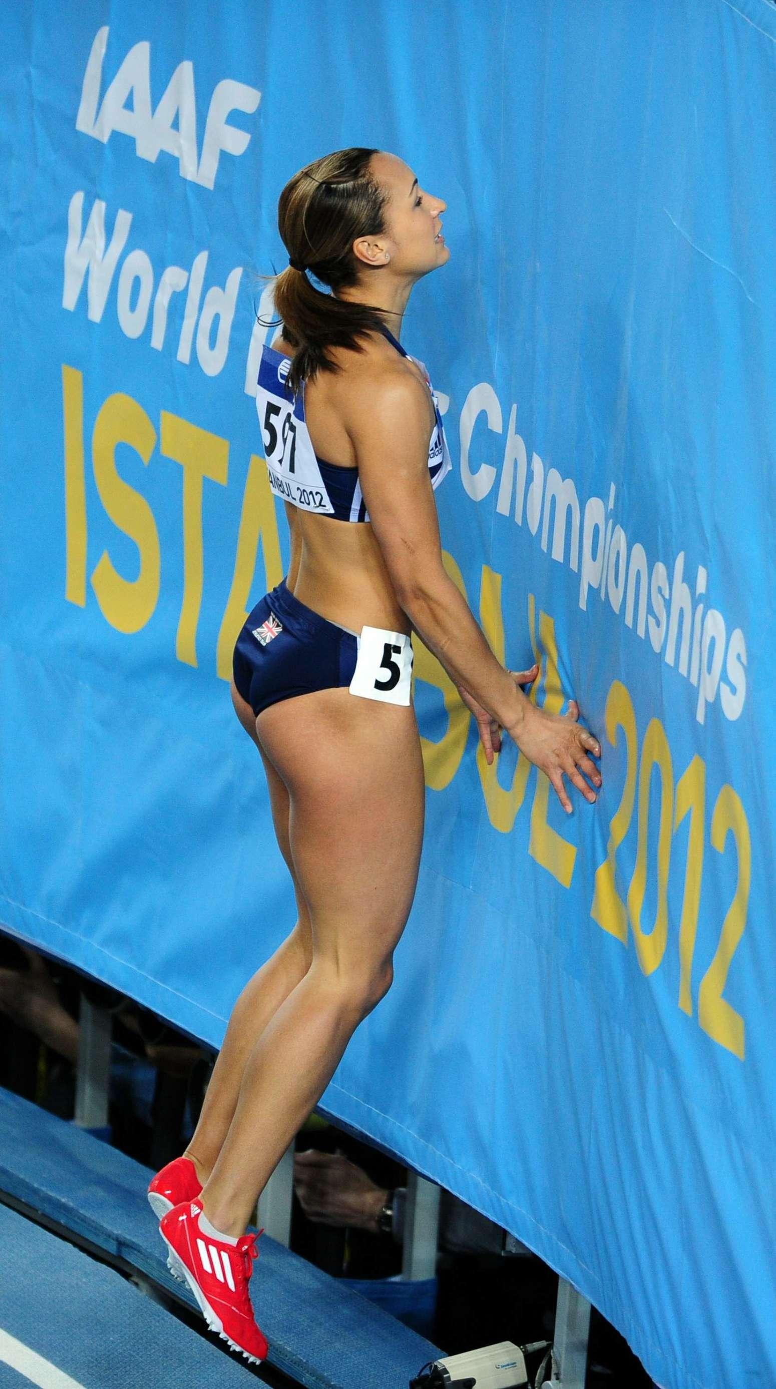 Back to FULL gallery Jessica Ennis IAAF World Indoor Athletics ... Katy Perry