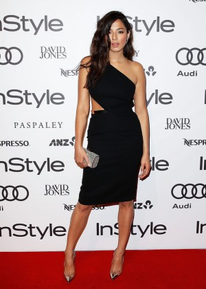 Jessica Gomes at Instyle and Audi -02
