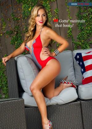 Jessica Hall Kandy Magazine 2014 Krush of the Year -01