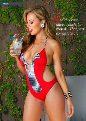 Jessica Hall Kandy Magazine 2014 Krush of the Year -07