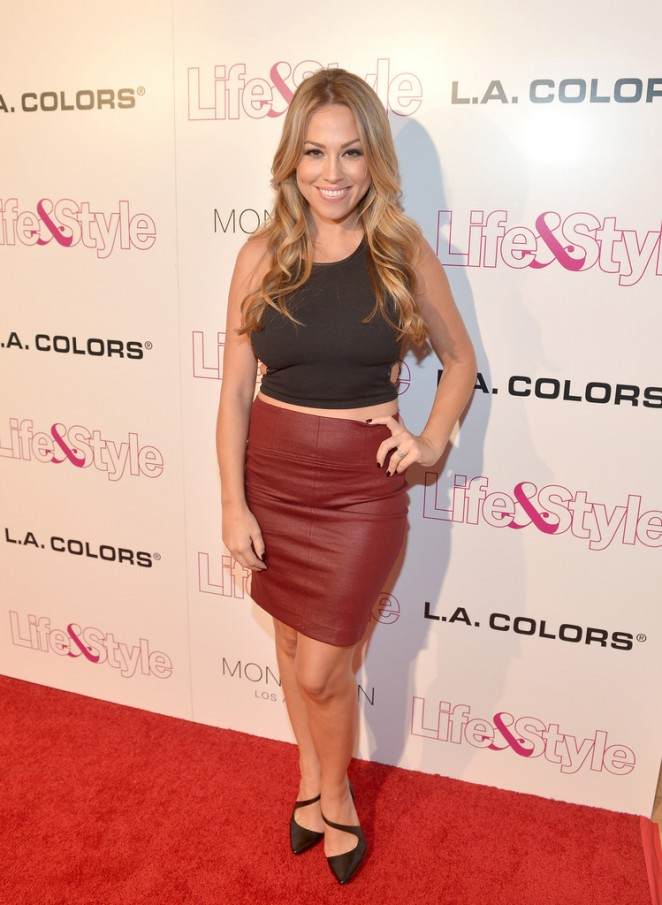 Jessica Hall: Life & Style Weeklys 10 Year Anniversary Party in West Hollywood-02