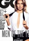 Jessica Hart: GQ Cover 2013 -01