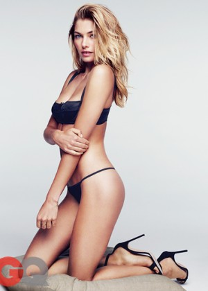 Jessica Hart - GQ Magazine (September 2014)